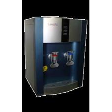 Кулер для воды LESOTO 16 TK/E blue-silver