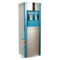 Кулер для воды LESOTO 16 LK/E blue-silver