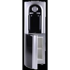 Кулер для воды LESOTO 555 L-C silver-black