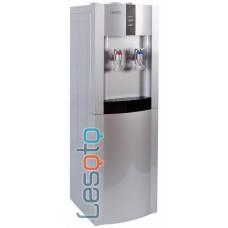Кулер для воды LESOTO 16 L/E silver-black (700W) 3L