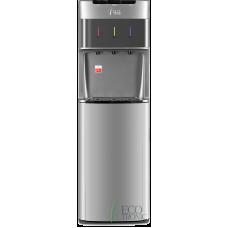 Кулер с нижней загрузкой бутыли Ecotronic M30-LXE silver SS